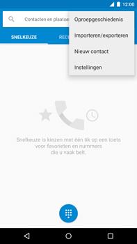 Motorola Nexus 6 - Voicemail - handmatig instellen - Stap 5