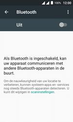 Alcatel Pixi 4 (4) - Bluetooth - Koppelen met ander apparaat - Stap 5