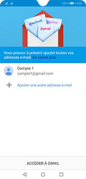 Huawei Mate 20 - E-mail - Configuration manuelle (gmail) - Étape 12