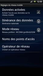 Sony Ericsson Xperia Ray - MMS - configuration manuelle - Étape 7