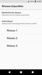 Sony Xperia XZ Premium - Android Oreo - Réseau - utilisation à l'étranger - Étape 12