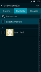 Samsung G900F Galaxy S5 - E-mail - envoyer un e-mail - Étape 5