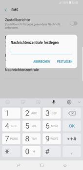 Samsung Galaxy Note9 - SMS - Manuelle Konfiguration - Schritt 9