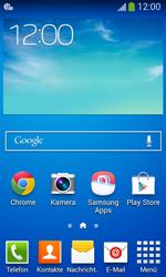 Samsung G3500 Galaxy Core Plus - MMS - Automatische Konfiguration - Schritt 4