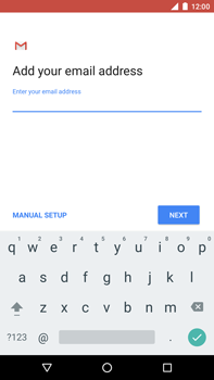 Huawei Nexus 6P - Android Oreo - E-mail - Manual configuration - Step 10