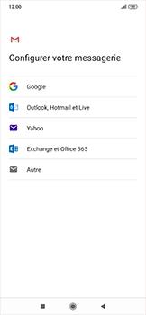 Xiaomi RedMi Note 7 - E-mail - configuration manuelle - Étape 7