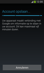 Samsung S7580 Galaxy Trend Plus - apps - account instellen - stap 23
