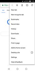 Huawei Y5 (2018) - Internet - Internet browsing - Step 7