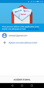 Huawei Y6 (2018) - E-mails - Ajouter ou modifier votre compte Gmail - Étape 14