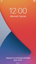 Apple iPhone 7 - iOS 14 - Téléphone mobile - Comment effectuer une réinitialisation logicielle - Étape 4