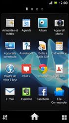 Sony Xperia J - E-mail - Configuration manuelle - Étape 3