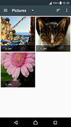 Sony Xperia XZ - E-Mail - E-Mail versenden - 13 / 16