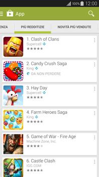 Samsung Galaxy Note 4 - Applicazioni - Installazione delle applicazioni - Fase 9