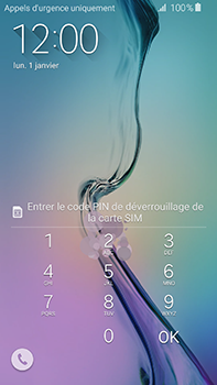 Samsung Galaxy A8 - Téléphone mobile - Comment effectuer une réinitialisation logicielle - Étape 4