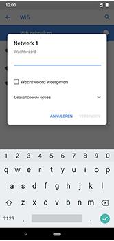 Nokia 7-1-dual-sim-ta-1095-android-pie - WiFi - Verbinden met een netwerk - Stap 8