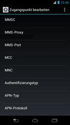 Motorola RAZR i - Internet - Apn-Einstellungen - 11 / 11