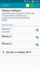 Samsung Galaxy A3 (A300FU) - Internet et connexion - Accéder au réseau Wi-Fi - Étape 8