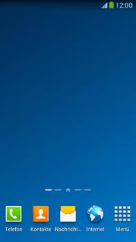 Samsung Galaxy Note III LTE - Startanleitung - Installieren von Widgets und Apps auf der Startseite - Schritt 3