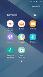 Samsung Galaxy A3 (2017) - Internet e roaming dati - Uso di Internet - Fase 4