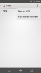 Sony Xperia E4g (E2003) - Internet - Handmatig instellen - Stap 9