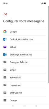 Oppo Find X2 Lite - E-mails - Ajouter ou modifier votre compte Outlook - Étape 7