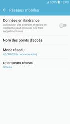 Samsung Galaxy J5 (2016) (J510) - Réseau - Changer mode réseau - Étape 5
