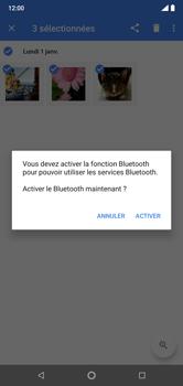 Nokia 7.1 - Photos, vidéos, musique - Envoyer une photo via Bluetooth - Étape 11