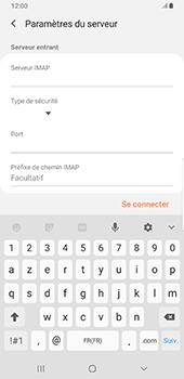 Samsung Galaxy S9 Plus - Android Pie - E-mail - Configurer l