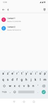 OnePlus 7 Pro - Contact, Appels, SMS/MMS - Envoyer un SMS - Étape 6