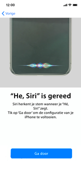 Apple iphone-11-model-a2221 - Instellingen aanpassen - Nieuw toestel instellen - Stap 43