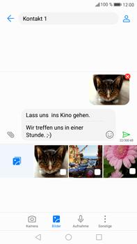 Huawei Mate 9 - MMS - Erstellen und senden - 1 / 1