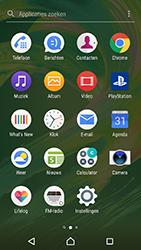 Sony F5121 Xperia X - Android Nougat - Contactgegevens overzetten - delen via Bluetooth - Stap 3