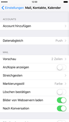 Apple iPhone 6 - E-Mail - Konto einrichten (yahoo) - 4 / 10