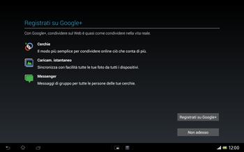 Sony Xperia Tablet Z LTE - Applicazioni - Configurazione del negozio applicazioni - Fase 18