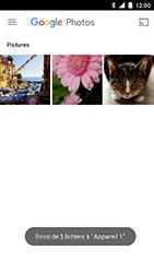 Motorola Moto C Plus - Photos, vidéos, musique - Envoyer une photo via Bluetooth - Étape 12