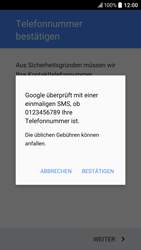 HTC 10 - Apps - Konto anlegen und einrichten - 9 / 22