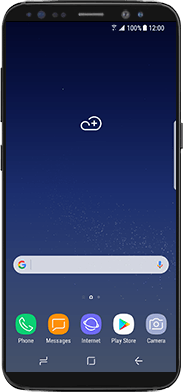 Samsung Galaxy S8 - Android Oreo - WiFi - Enable WiFi Calling - Step 1