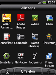 HTC A3333 Wildfire - Software - Update - Schritt 3