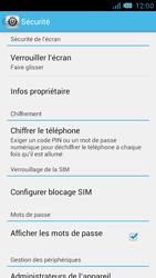 Bouygues Telecom Bs 471 - Sécuriser votre mobile - Activer le code de verrouillage - Étape 5
