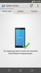 Sony Xperia M2 - software - update installeren zonder pc - stap 6