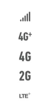 Huawei Nova 5T - Premiers pas - Comprendre les icônes affichés - Étape 2
