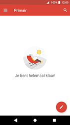 Sony Xperia XA2 - E-mail - e-mail instellen (gmail) - Stap 15