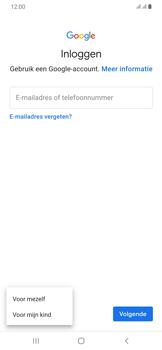Samsung Galaxy A30 - apps - account instellen - stap 6