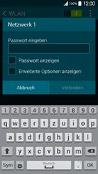 Samsung Galaxy S 5 - WiFi - WiFi-Konfiguration - Schritt 7
