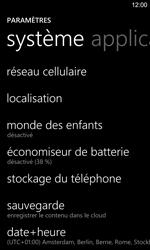 Nokia Lumia 925 - Réseau - utilisation à l'étranger - Étape 7