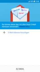 Samsung Galaxy S6 - Android Nougat - E-Mail - 032a. Email wizard - Gmail - Schritt 6