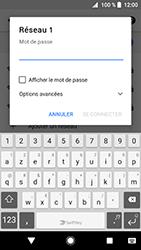 Sony Xperia XZ Premium - Android Oreo - Wifi - configuration manuelle - Étape 7