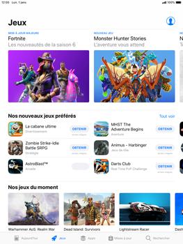 Apple iPad Mini 3 - iOS 12 - Applications - Télécharger des applications - Étape 6