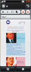 LG BL40 New Chocolate - Internet - hoe te internetten - Stap 15