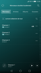 Huawei P9 Lite - Photos, vidéos, musique - Ecouter de la musique - Étape 5
